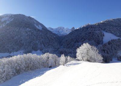 Fernblick-Schoppernau-Winterstimmung