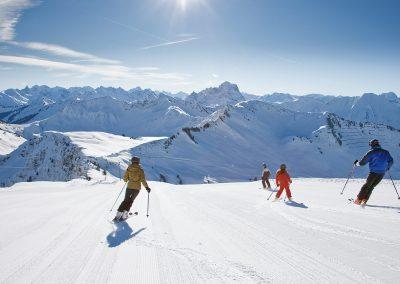 Ski-Firn-Genuss
